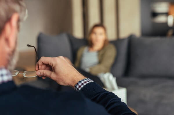 keeping your hypnotherapy skills up to date and current therapist glasses blurry hypnotist hypnotherapist hypnotherapy