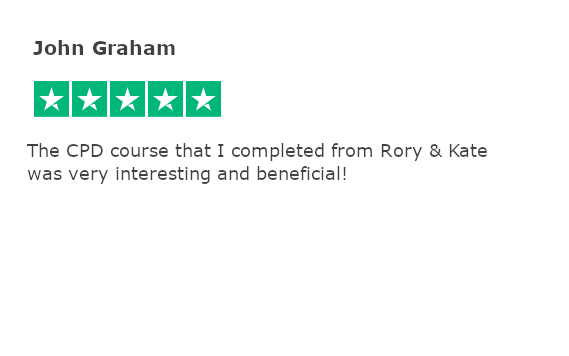 Trustpilot review - john graham