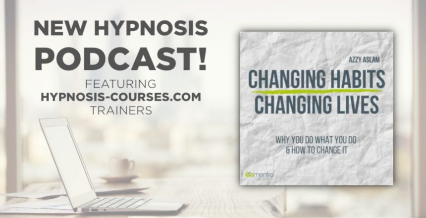 New hypnosis podcast - changing habits changing lifes2