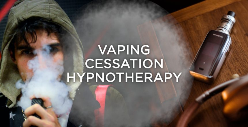Vaping cessation hypnotherapy